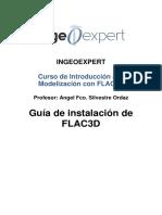002_Guia Instalacion FLAC3D