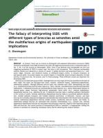 Multi-Origin of Soft-sediment Deformation Structures and Seismites - G. Shanmugam