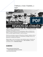 Revolta Da Chibata e João Cândido