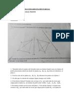 Solucionario Examen Parcial y Problemas Geome