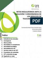 Retos Regulatorios IFT