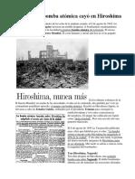 La primera bomba atómica cayó en Hiroshima.docx