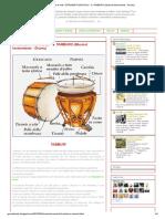 Gocce Di Note_ STRUMENTI MUSICALI - IL TAMBURO (Musical Instruments - Drums)