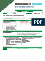 SC10 Escrimoos La Lista de Materiales Reciclados