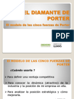 MATERIAL de APOYO 5-Fuerzas-De-porter Gerencia de Mercadeo Septiembre 4-1
