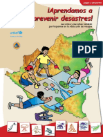 Manual informativo sobre prevencion de riesgos