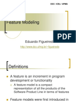 Feature Modeling