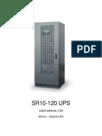 User Manual _sr 60-80-100kva