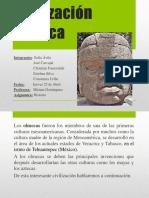 Civilización Olmeca