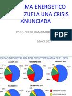 pdf con la problematica electrica de venezuela