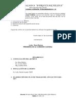 Plan Anual Comisión Cultural