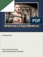 sindromes linfoproliferativos