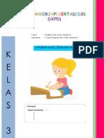 Contoh Perangkat Pembelajaran