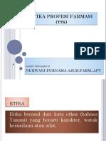 Etika Profesi Farmasi (Ttk)