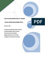 39814618 Malcolm Balridge Quality Award