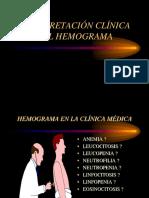 5 HEMOGRAMA EVALUACION CLÍNICA.ppt