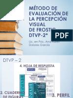DTVP - 2 FROSTIG