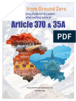 Kashmir Ground Report by Group of Intellectuals and Academicians (GIA)