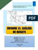 Informe 15 Analisis de Rickets