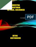 Historia y Espiritu Bolognesiano 2019 Eegp