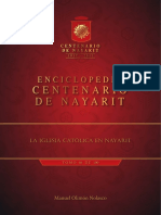 historia de la iglesia en Nayarit