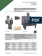 b02 Templadora Lavadora de Panzas
