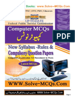 Computer Science MCQs Quiz Test Preparation for Competitive Exams
