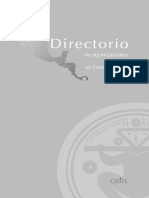 Directorio de Organizaciones de Ninez en Centroamerica y Mexico 0