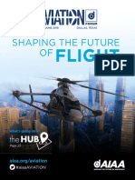 2019 Aiaa Aviation Final Program
