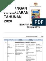 RPT BM THN 1 2020 by Rozayus Academy