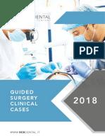 Catalogo Guided Surgery Clinical Cases 2018bbdental Dental Implant Bologna Italy ENG