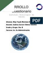 CUESTIONARIO-DESARROLLO SUSTENTABLE