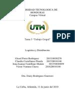 Tarea 3 Grupal Logistica