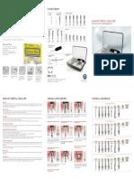 Catalogue Duravit Crestal Sinust Lift Bbdental Dental Implant Bologna Italy ENG