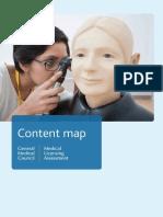 MLA Content Map PDF 80181438