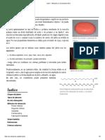 Jabón - Wikipedia, La Enciclopedia Libre
