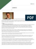 John Cochrane - O Economista Incendiário