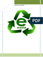 E Waste Policy Final Draft LASG