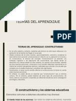 Int a Las Teorias Del Aprendizaje (2)