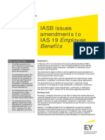 Iasb employee ben