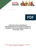 Propuesta Sst EPS GRAU