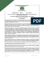 Resolución 05153 2013