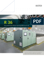 Rieter Rotor Semi r36 Brochure 3101 v1 87068 En
