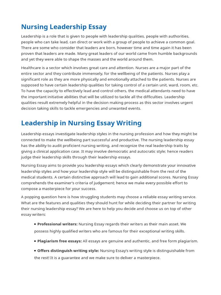 Horror essay writing
