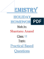 Holiday homework by snap