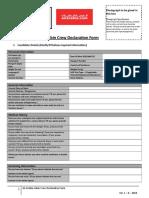 Cabin Crew Declaration Form Ver 1 (3)
