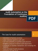 Audit Automation