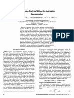 Paper - CalenderingAnalysis Without the Lubrication