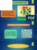Diapositivas de Canales de Marketing