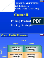 11 Pricing Strategies